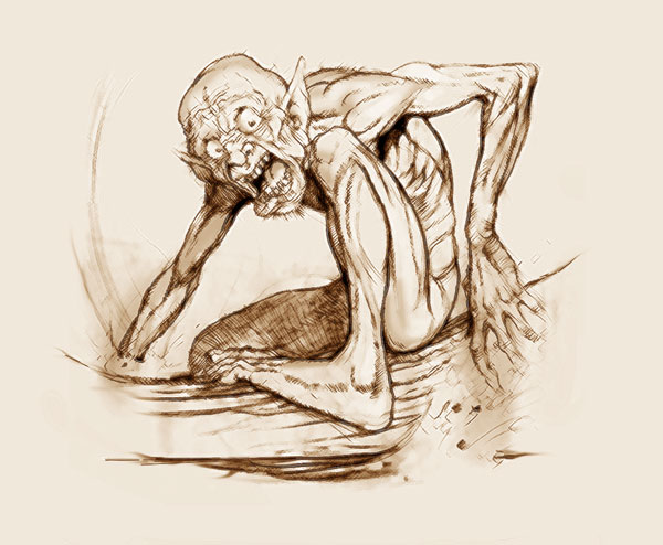 Gollum's Loss