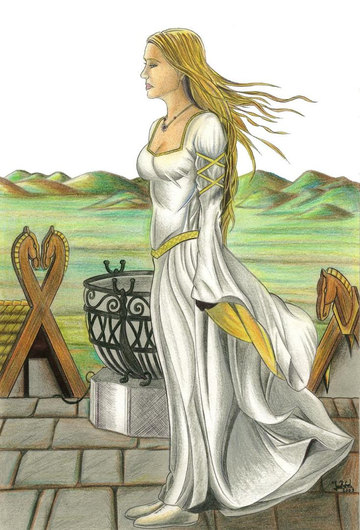 Who Is Eowyn In Lord Of The Rings