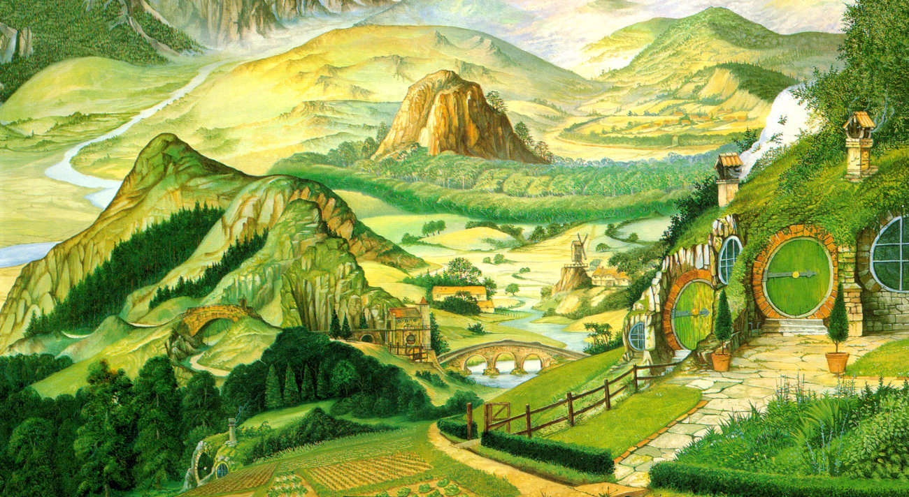 Rolozo tolkien - Lord of the rings book ends ...