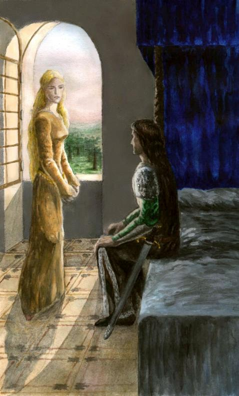faramir and eowyn relationship poems