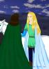 Glorfindel and Aragorn