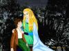Glorfindel and Frodo
