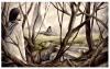 Boromir & Frodo on Amon Hen